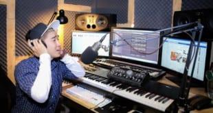 Phòng thu âm MLM Media chất lượng cao